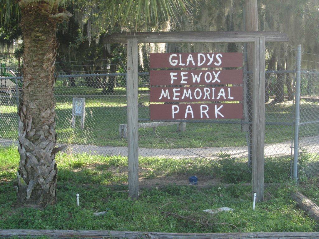 Gladys Fewox Memorial Park